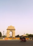 India Gate--memorial of WW1